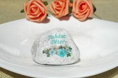 esküvői kavics
