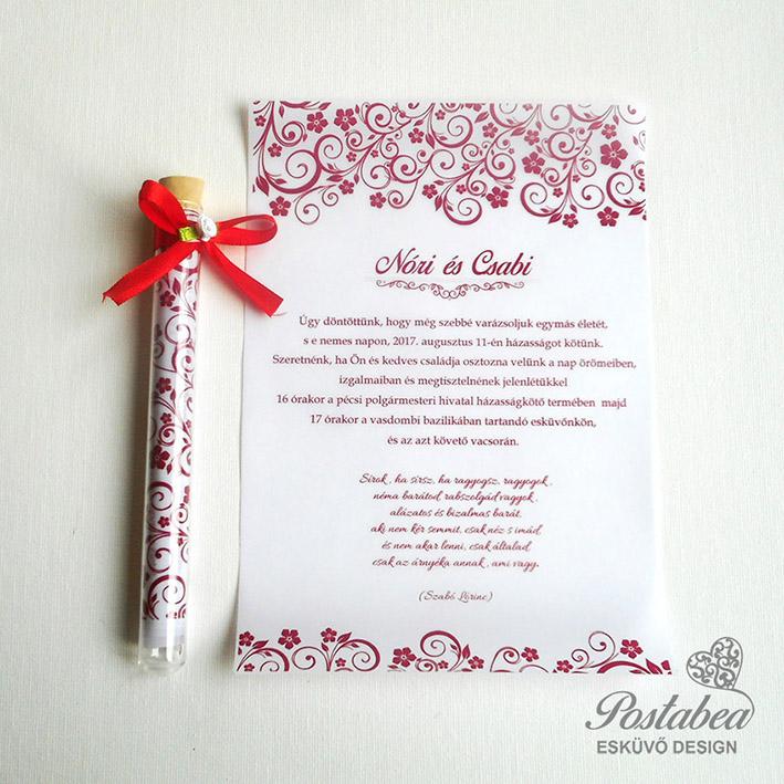 7ab65f0147 kémcsöves esküvői meghívó, virágos esküvői meghívó, elegáns esküvői meghívók,  esküvői meghívó készítése, esküvői meghívó szöveg, esküvői meghívó idézet,  ...