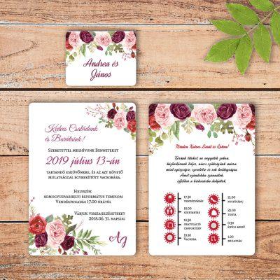 d124f3af665 esküvői meghívó tervezés | | Postabea esküvői meghívó